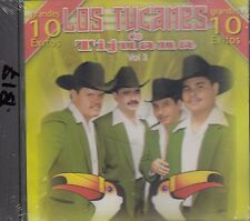 Los Tucanes De Tijuana 10 Grandes Exitos Vol 3   CD New Sealed