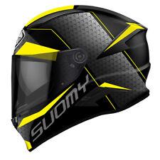 Casco Helmet Integrale Moto Suomy Speedstar Rap Yellow Taglia Size M
