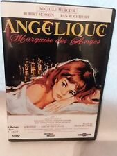 ANGELIQUE MARQUISE DES ANGES DVD. Used!!