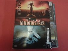 Wine Diesel the Chronicles of Riddick / Pitch Black Collection Box 2 Dvd