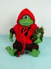 Poire Grenouille Débutants Kit Couture rend 2 grenouilles Les petits malins Kit Co