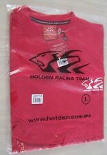T-SHIRT HOLDEN RACING TEAM - NEW - SIZE LARGE