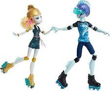 Monster High Lagoona Blue & Gillington Gil Webber Wheel Love Dolls New