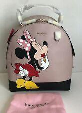 NWT!!kate spade new york x minnie mouse medium backpack Bag Limited ED Disney