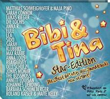 BIBI UND TINA Star-Edition Die Best Of Hits der Soundtracks neu vertont! CD  NEU