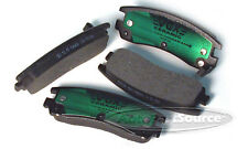 Disc Brake Pad Set-Ceramic Pads Rear Tru Star CBP508