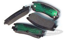 Disc Brake Pad Set-Ceramic Pads Rear Tru Star CBP508