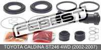 Cylinder Kit For Toyota Caldina St246 4Wd (2002-2007)