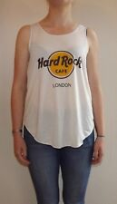 Hard Rock Cafe London Vest Top T-Shirt - One Size Fits All - Brand New in Bag