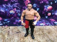 WWE Action Figure Samoa Joe #79 Wrestling Action Figures Toys 2017 Mattel NXT