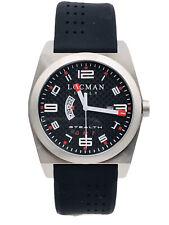 Orologio Locman Stealth GMT 200ACRK/295 43mm Acciaio/Titanio Scontatissimo Nuovo