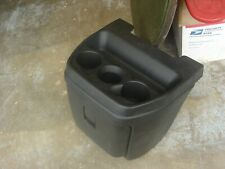 2003-2007 CHEVY EXPRESS 2500 3500 VAN CENTER CONSOLE CUP HOLDER STORAGE OEM #2
