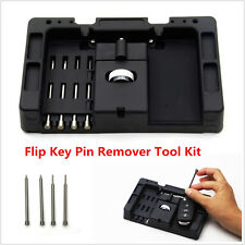 Folding Remotes Quick Remover /Installation Fixing Flip Key Pin Remover Tool Kit