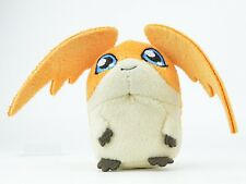 Digimon Collectible 3-Inch Plush Doll By Zag Toys - Patamon