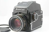 【 NEAR MINT 】 Mamiya M645 AE Finder + Sekor C 80mm f/2.8 Lens from Japan A735