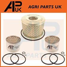 David Brown 995 996 1200 1210 1212 1410 1412 Tractor Engine Oil Fuel Filter Kit