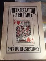 Rare The Expert At the Card Table S W Erdnase M D Smith Charles T Powner 1945 Ed