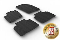 Design Passform Gummimatten Gummi Fußmatten für Ford Edge 06.2016>