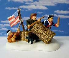 Dept 56 New England Village Little Patriots At Play! New, 4th of July, Fourth