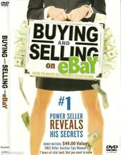 Buying & Selling on eBay How to Make 6 Figures  #1 Power Selling Secrets DVD NEW