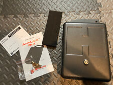 Hornady Armlock Vehicle Safe Black