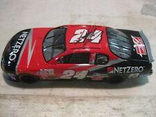 Nascar #24 Jack Spraque Netzero 124 Scale Diecast By Racing Champions 2000 dc398