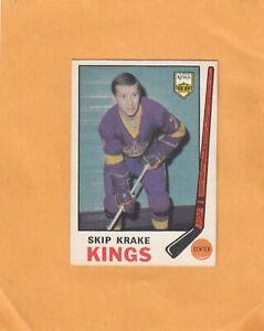 1969-70 O PEE CHEE SKIP KRANE NO:141 near mint