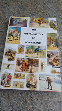 The Postal History of Nyasaland Edward B Proud Exc