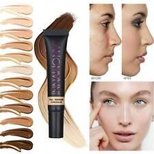 New Langmanni Makeup Full Cover Primer Concealer Cream Face Foundation Contour