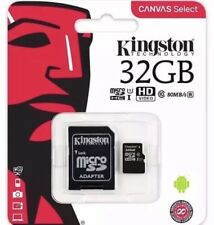 Kingston SanDisk Micro SDHC 32 GB Class 10