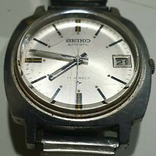 Vintage Seiko hi beat Automatic 7005 (1974 model in working condition.