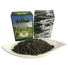 Mokhtar Organic Loose100% Natural Pure Premium Grade Sencha Leaf Green Tea 500g