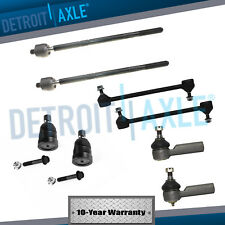 8pc Complete Front Suspension Kit for 2001 2002 2003 2004 Ford Escape & Tribute