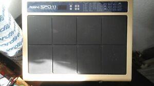 Roland Spd 11,Percussion pad