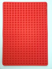 Traytastic! Non-Stick Pyramid Style Silicone Mat for Baking, Making Gummies,
