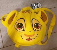 E19 SAC A DOS / Backpack 3D ROI / King LION Disneyland Paris