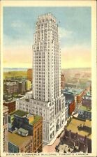 Bank of Commerce Building Toronto Ontario Canada ~ mailed 1945
