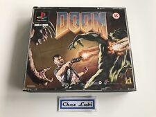 Doom - Boitier Double - PlayStation PS1 - PAL EUR - Sans Notice