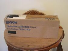 Genuine Epson S050100 Black Printer Toner Cartridge for AcuLaser C1900/C900