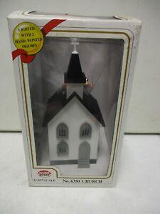 Model Power Church No. 6350 O-027 Scale