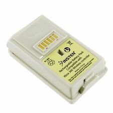 White 3600mAh Rechargeable Battery Pack For Xbox 360 Xbox360 Slim