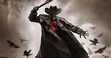 Ultimate JEEPERS CREEPERS Deluxe adult costume~Mask, Hat & Coat~Halloween~New