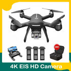 Holy Stone HS700E RC Drone with 4K HD EIS Camera GPS Quad 5G FPV WBrushless+Case