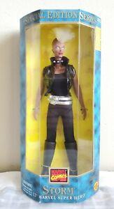 "Storm 12"" Inch Mohawk Doll X-Men/Marvel - Exclusive - OMEGA LEVEL GODDESS"