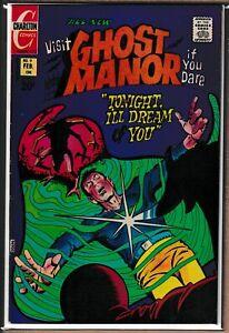 CHARLTON _ GHOST MANOR VOL II # 9 _ FN+ _ 1973 _ DITKO _