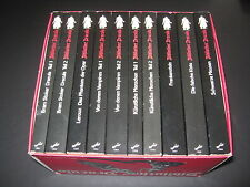 Bram Stoker u.a.: Bibliothek Dracula, 10 Bände