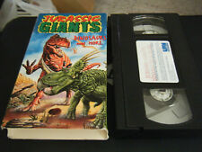Jurassic Giants - Dinosaurs and More (VHS, 1994)