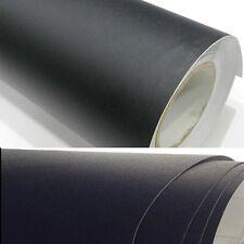 "24x60"" Matte Black Vinyl Film Wrap Car DIY Sticker Vehicle Decal 3D Bubble Free"