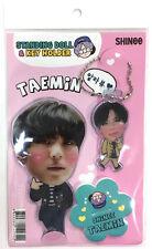 Taemin 1 Standing Doll + 1 Key Holder New Shinee