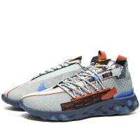 Nike React ISPA WR Wolf Grey Blue UK 10 US 11 Force Max 1 90 ACG 95 97 OG Zoom